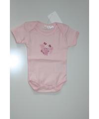 Baby romper roze