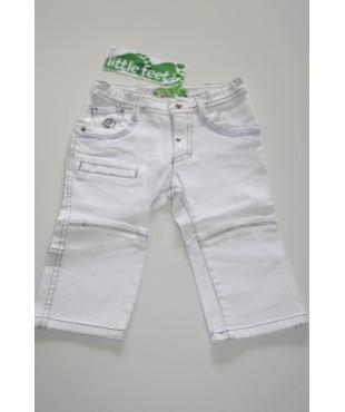 "Baby jeans van ""Little Feet"""