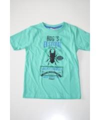 Shirt Blue Seven